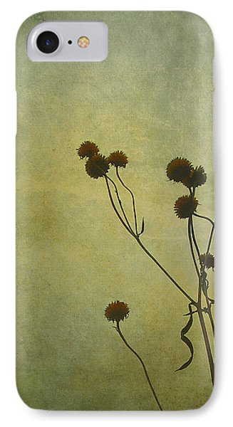 Just Weeds . . . IPhone Case by Judi Bagwell