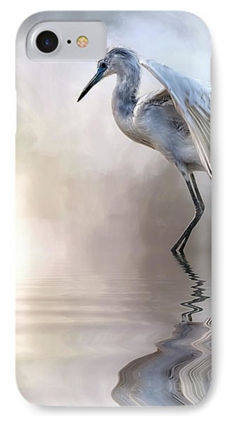Juvenile Heron IPhone Case