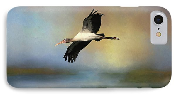 IPhone Case featuring the photograph Juvenile Woody by Donna Kennedy