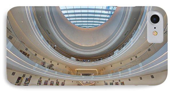 Jw Marriott Minneapolis Mall Of America I IPhone Case by Wayne Moran