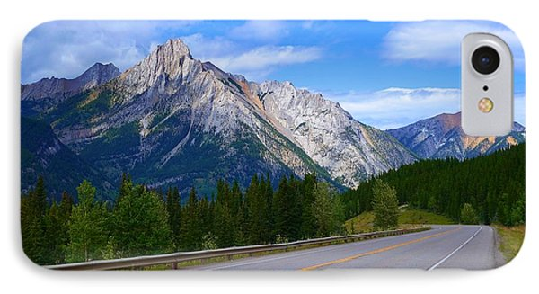 Kananaskis Country IPhone Case by Heather Vopni