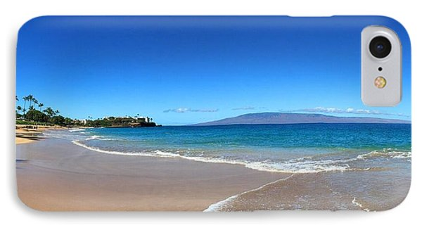 Kaanapali Beach In Maui Hawaii IPhone Case by Stacia Blase