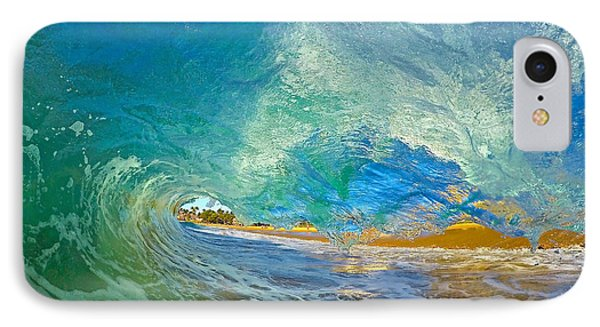 Kaanapali Wave IPhone Case by James Roemmling