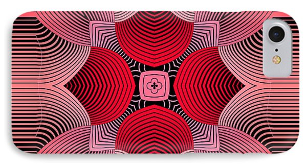 IPhone Case featuring the digital art Kal - 36c77 by Variance Collections