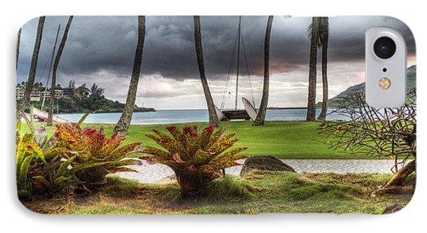 Kalapaki Beach Kauai IPhone Case