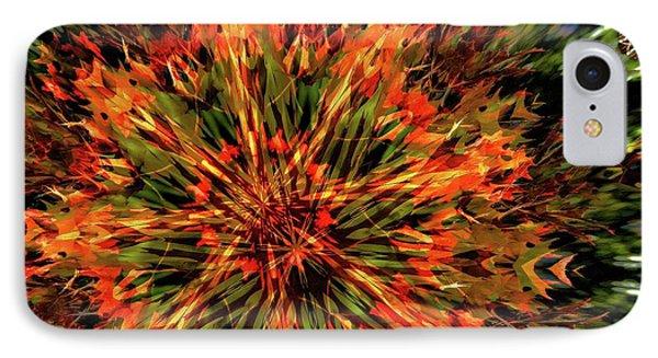 Kaleidoscope 1 Phone Case by Jean Bernard Roussilhe