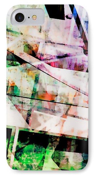 Kaleidoscope Vision IPhone Case by Tom Gowanlock