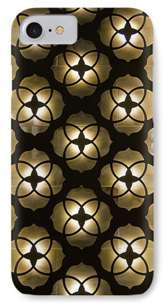 Kaleidoscope Wall IPhone Case by April Reppucci