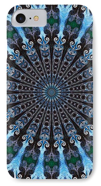 Kaleidoscope Water Swirl IPhone Case