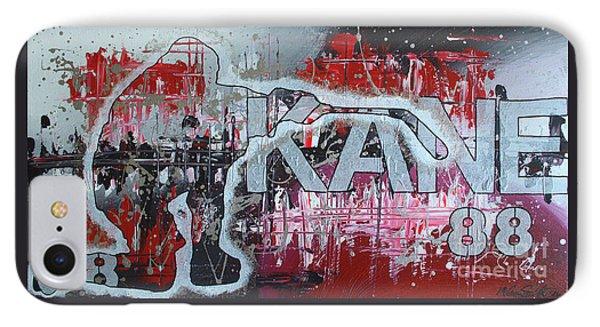 Kaner 88 IPhone Case by Melissa Goodrich