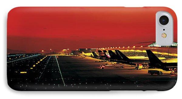 Kansai International Airport Osaka Japan IPhone Case by Panoramic Images