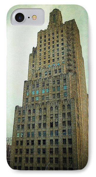 IPhone Case featuring the photograph Kansas City Gotham by Glenn McCarthy Art and Photography