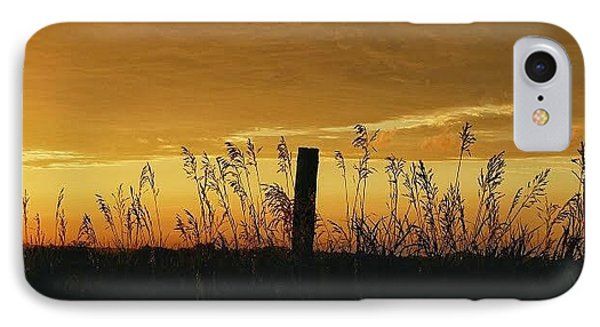 Kansas Countryside Phone Case by Dustin Soph