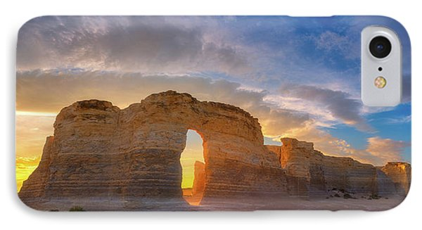 IPhone Case featuring the photograph Kansas Gold by Darren White
