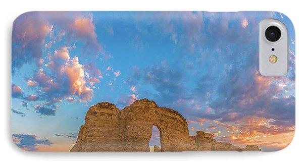Kansas Sunset IPhone Case by Darren White