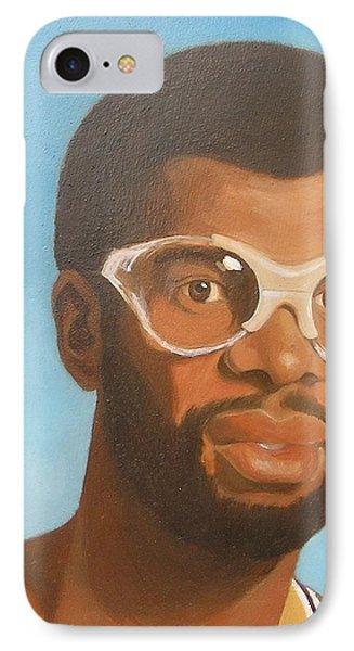 Kareem Phone Case by Nigel Wynter