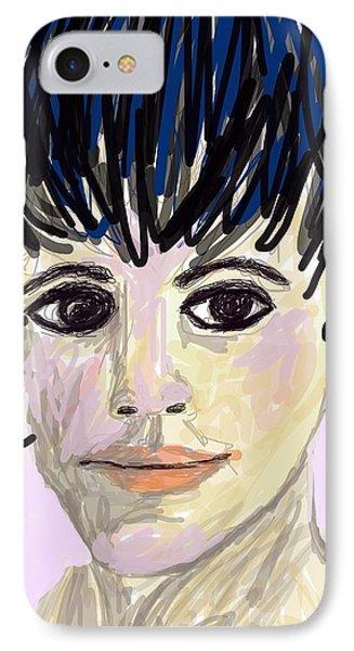 Karen Hill.  IPhone Case by Richard VanSciver