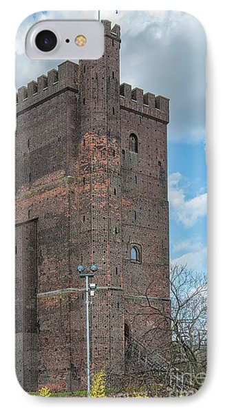 IPhone Case featuring the photograph Karnan In Helsingborg by Antony McAulay