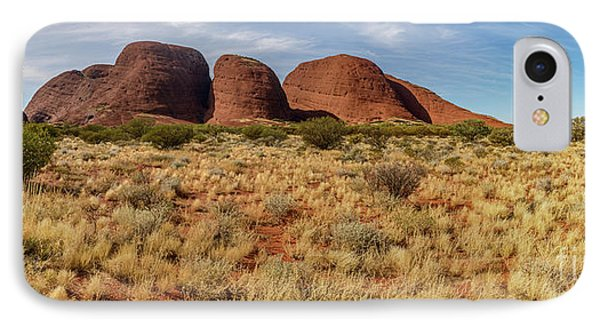 Kata Tjuta 10 IPhone Case