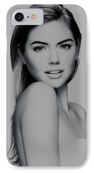 Guess iPhone 7 Case - Kate Upton 17 by Brian Reaves