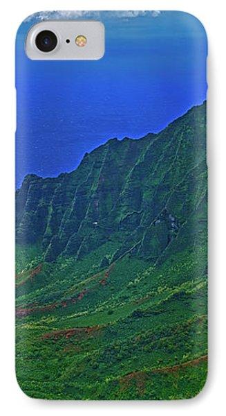 Kauai  Napali Coast State Wilderness Park IPhone Case