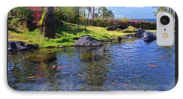 Kauai Serenity IPhone Case by Marie Hicks