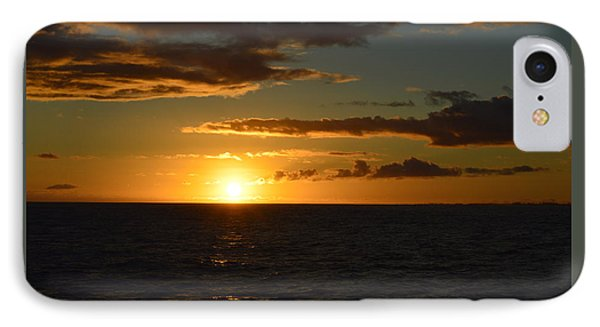 IPhone Case featuring the photograph Kauai Sunset by James McAdams