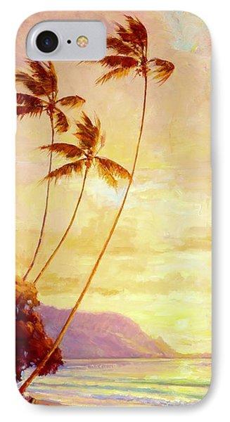 Kauai Sunset Phone Case by Jenifer Prince