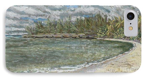 Kawela Bay Phone Case by Patti Bruce - Printscapes