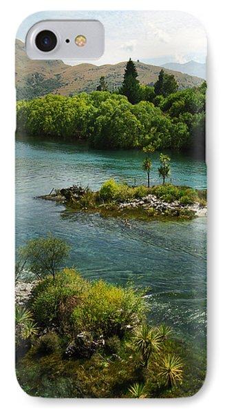 Kawerau River Phone Case by Kevin Smith
