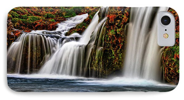 IPhone Case featuring the photograph Kay Falls by Scott Mahon