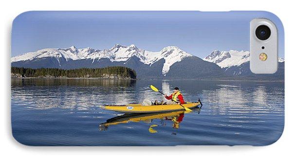 Kayaking Favorite Passage Phone Case by John Hyde - Printscapes