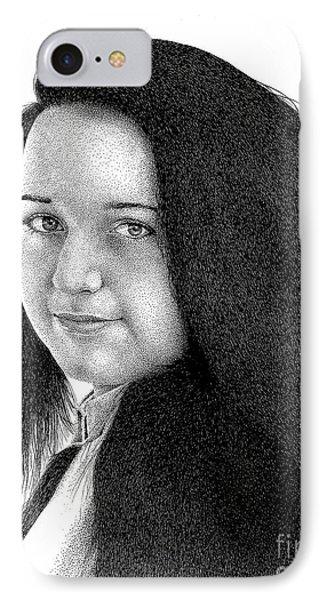 Kaylee IPhone Case by Sheryl Unwin