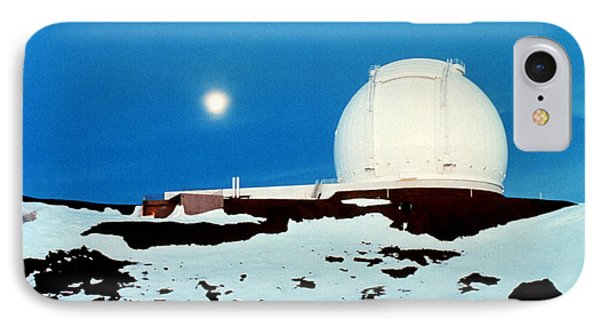 Keck Observatory IPhone Case