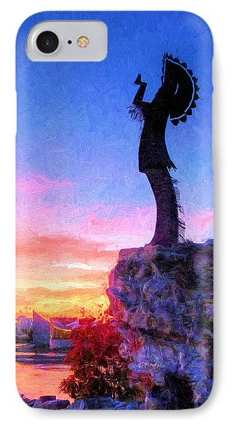 Keeper Of The Plains IPhone 7 Case