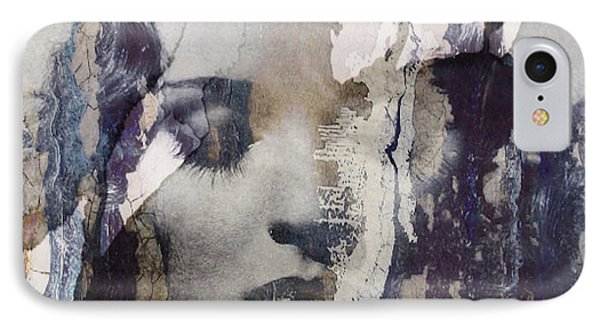 Keeping The Dream Alive  IPhone Case by Paul Lovering