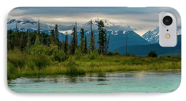 IPhone Case featuring the photograph Kenai by Gary Lengyel