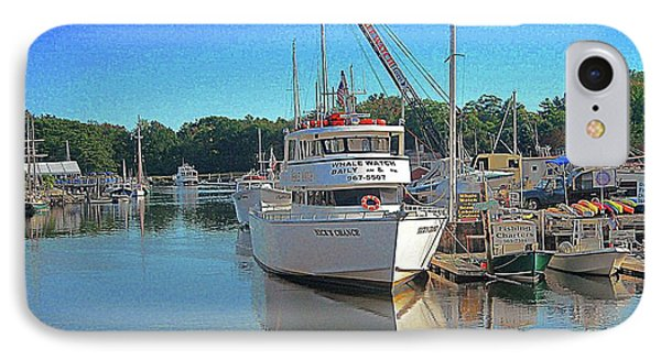 IPhone Case featuring the photograph Kennebunk, Maine - 2 by Jerry Battle