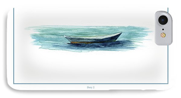 Kennebunkport Dory 2 IPhone Case