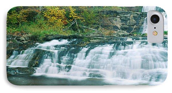 Kent Falls State Park, Connecticut IPhone Case