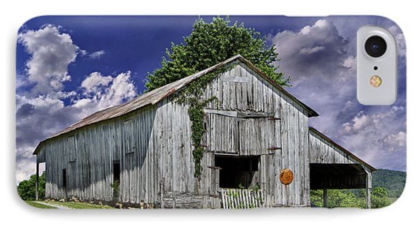 Kentucky Barn IPhone Case by Wendell Thompson