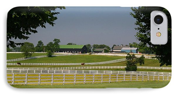 Kentucky Horse Park IPhone Case