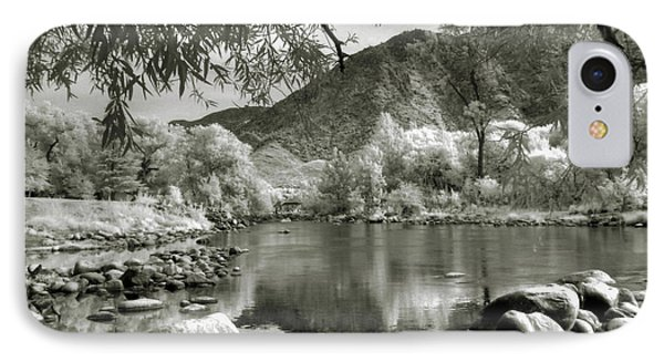 Kern River Park IPhone Case