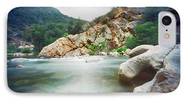Kern River Pinhole IPhone Case