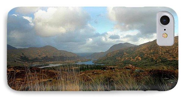 Kerry National Park IPhone Case by Martina Fagan