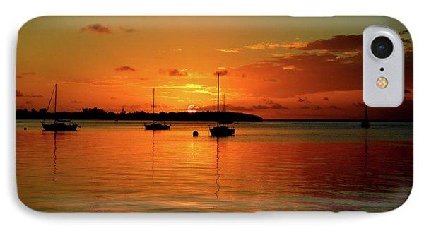 Key Largo Sunset IPhone Case