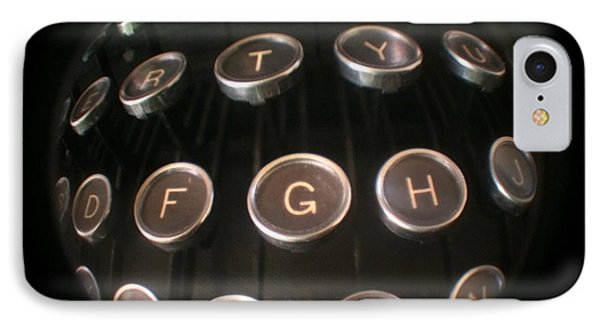 Key To Communication IPhone Case by Jeffery Ball