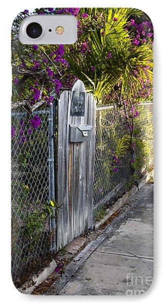 Key West Street IPhone Case