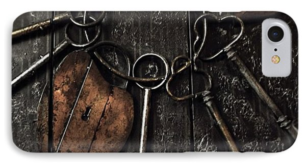 #keys #artistic #artwork #interiors IPhone Case