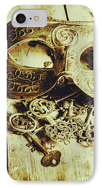 Keys To The Kingdom IPhone Case by Jorgo Photography - Wall Art Gallery